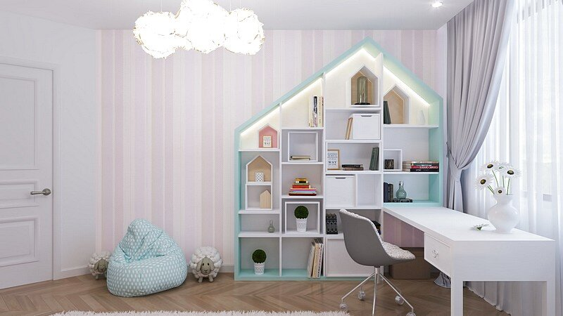 Comfortable Scandinavian Apartment 17