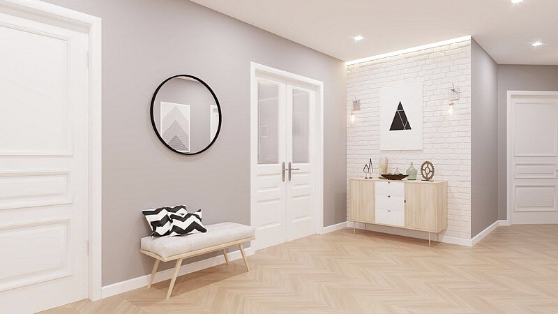 Comfortable Scandinavian Apartment 3