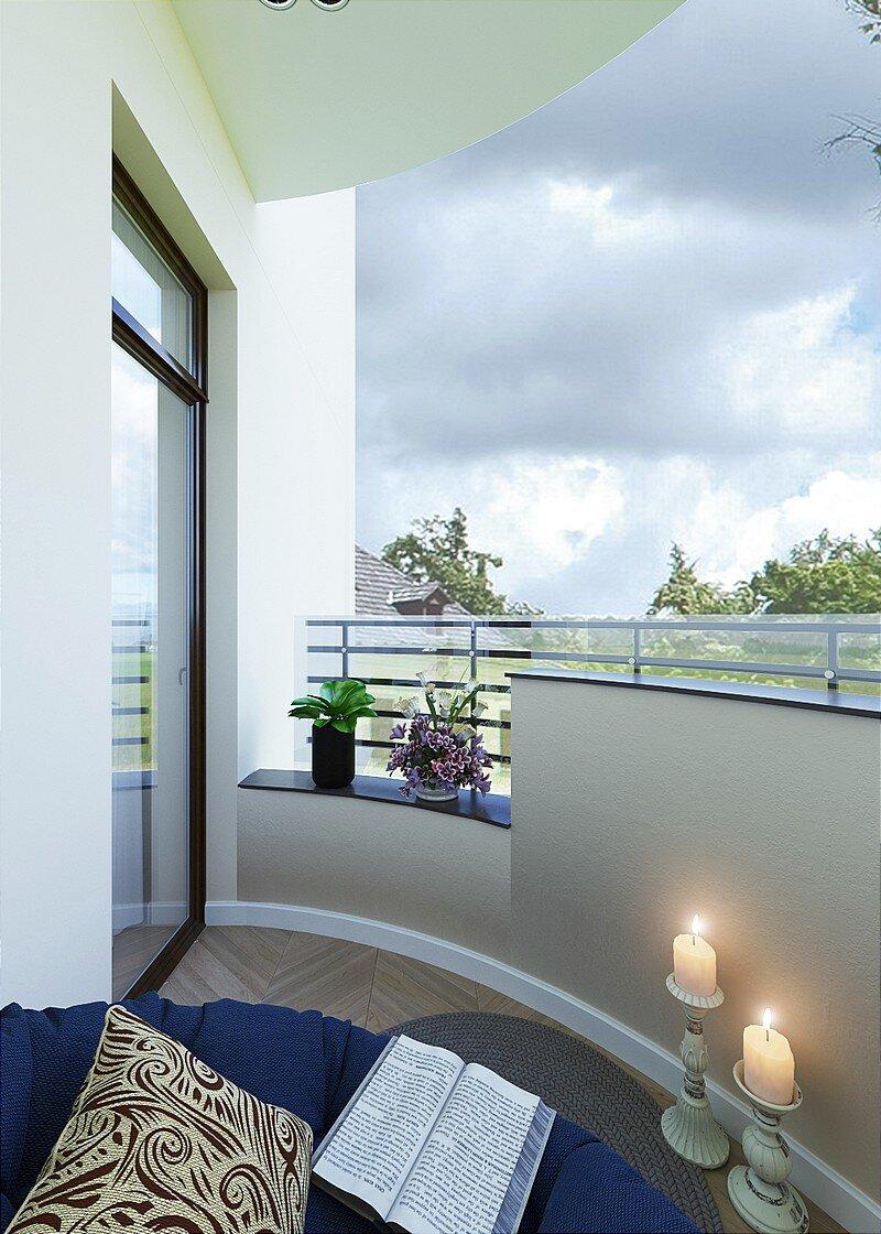 Comfortable Scandinavian Apartment 19