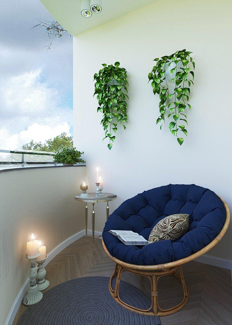 Comfortable Scandinavian Apartment 18