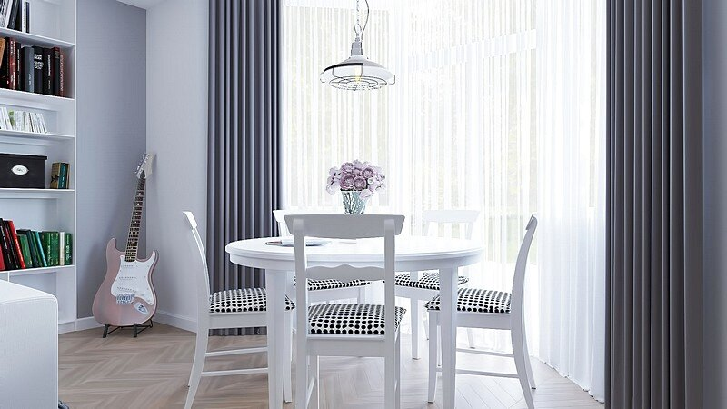 Comfortable Scandinavian Apartment 6