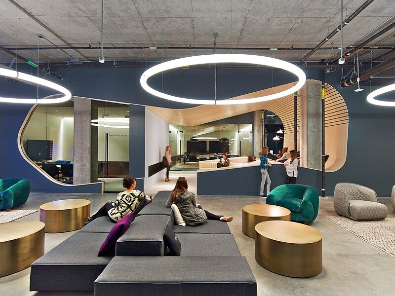 Dropbox Headquarters in San Francisco 5
