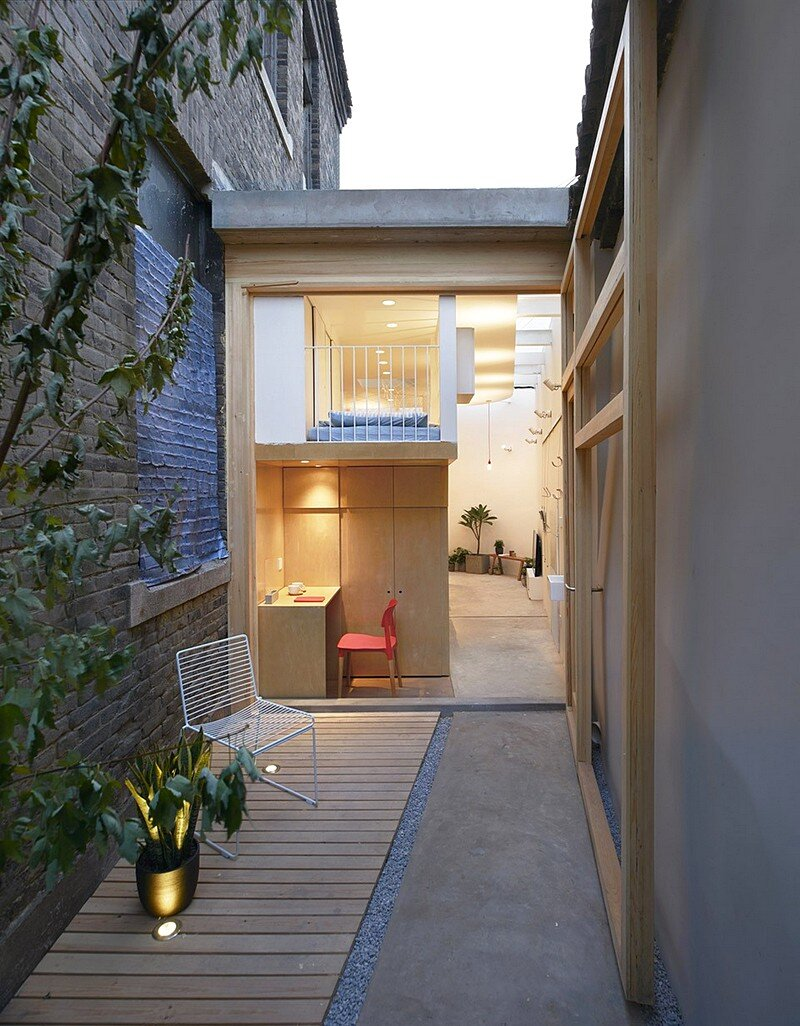L-shaped House 2
