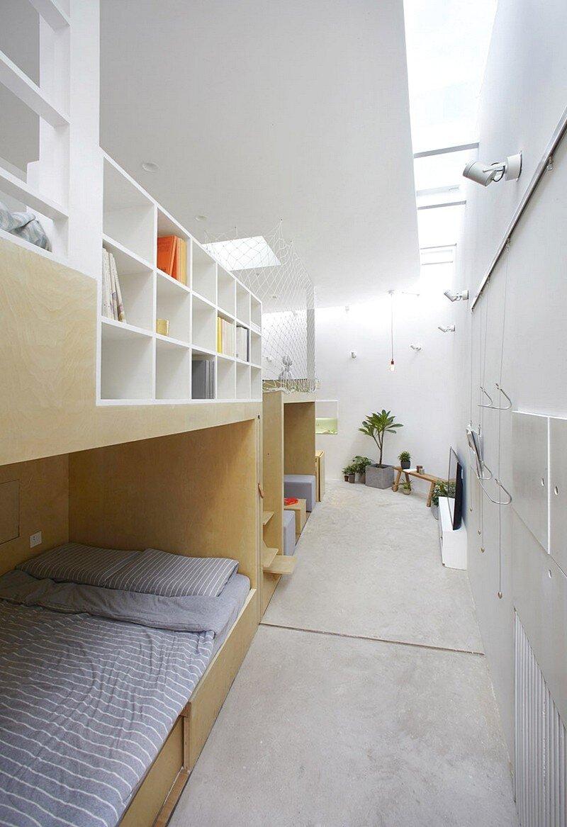 L-shaped House 5