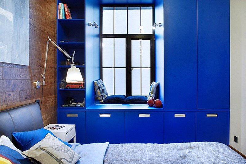 Loft-Style Apartment 12
