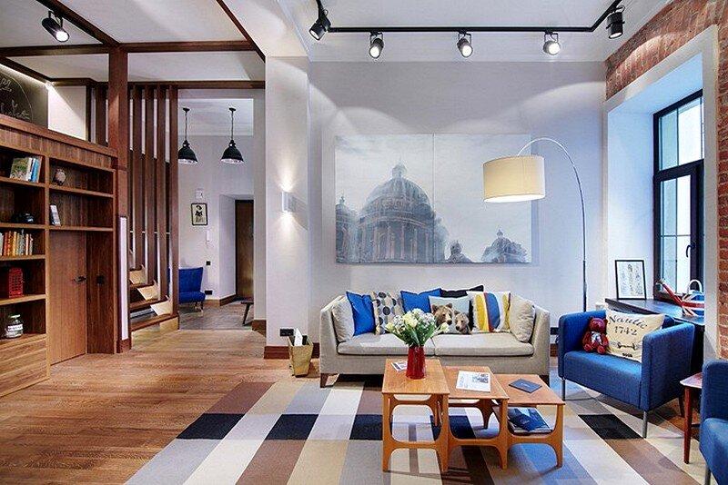 Loft-Style Apartment 2