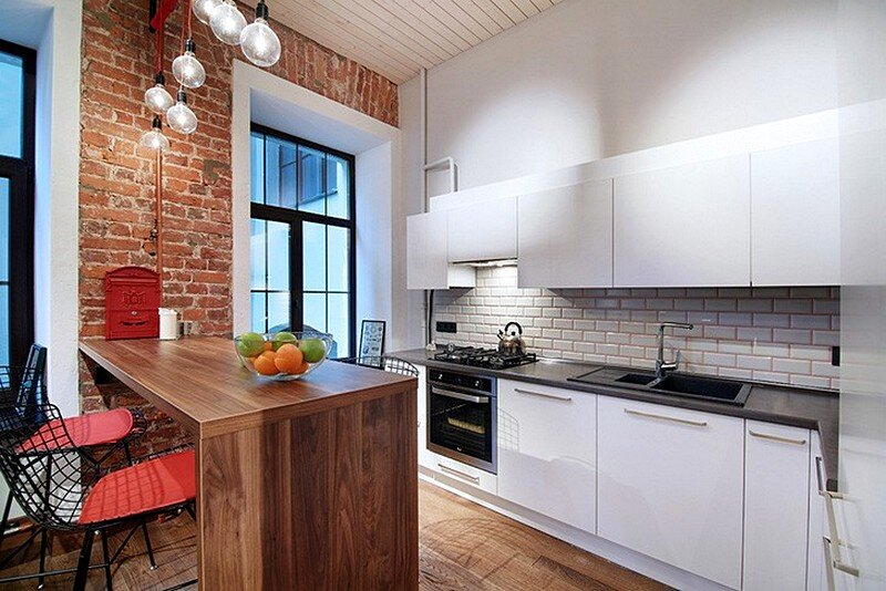 Loft-Style Apartment 4