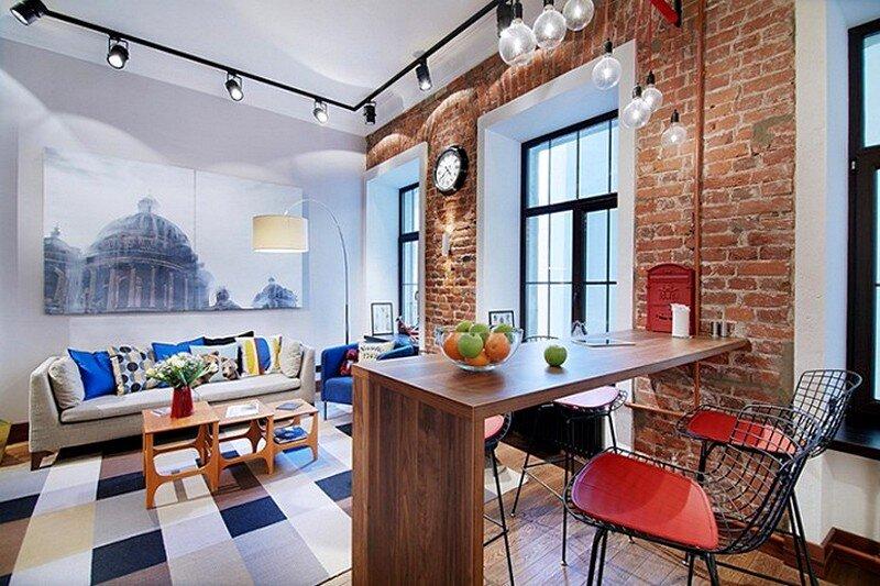 Loft-Style Apartment 7