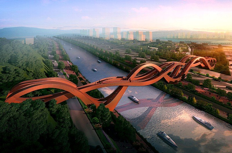 Lucky Knot Bridge – NEXT Turns Bridge into Ultimate Experience