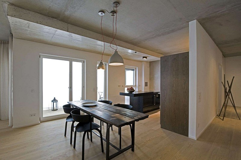 Minimalist Apartment in Munich 5