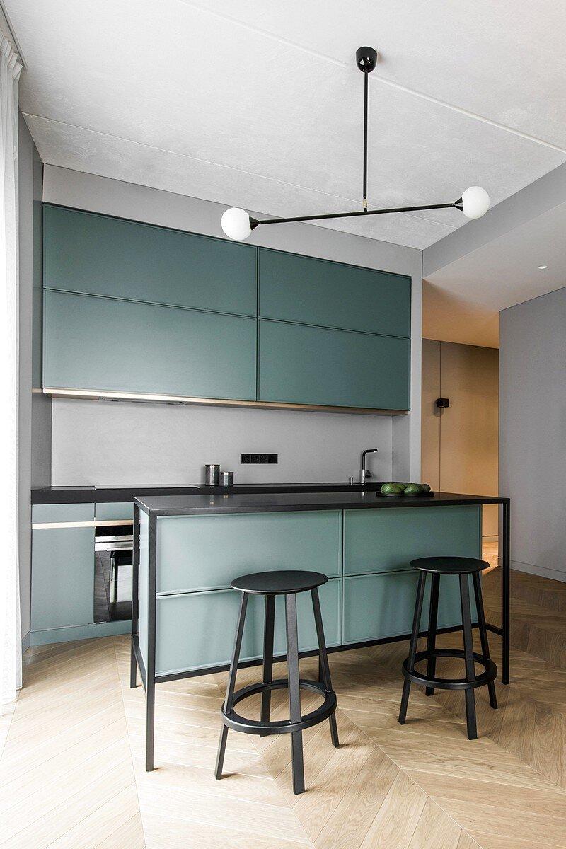 Modern Apartment in Vilnius 1
