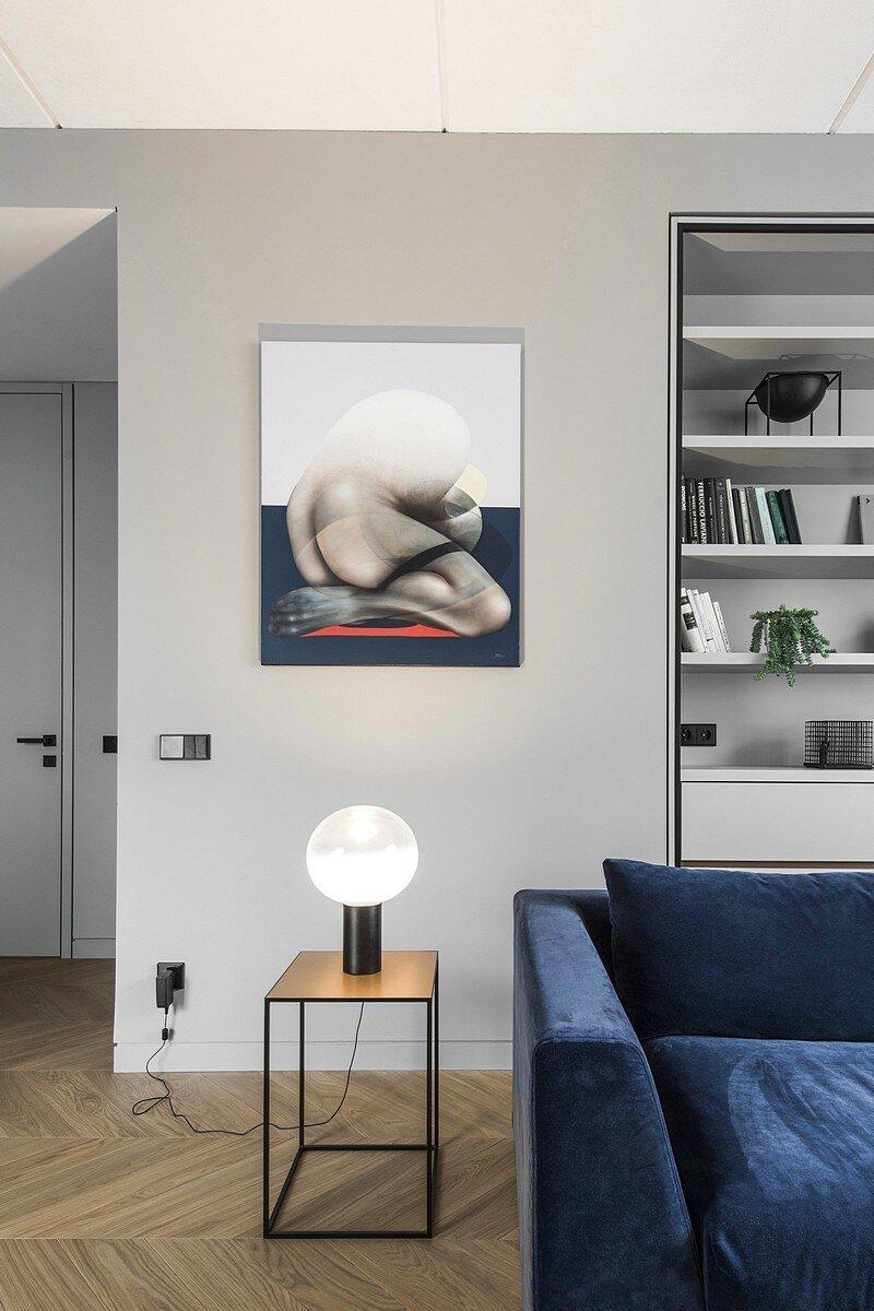 Modern Apartment in Vilnius 3