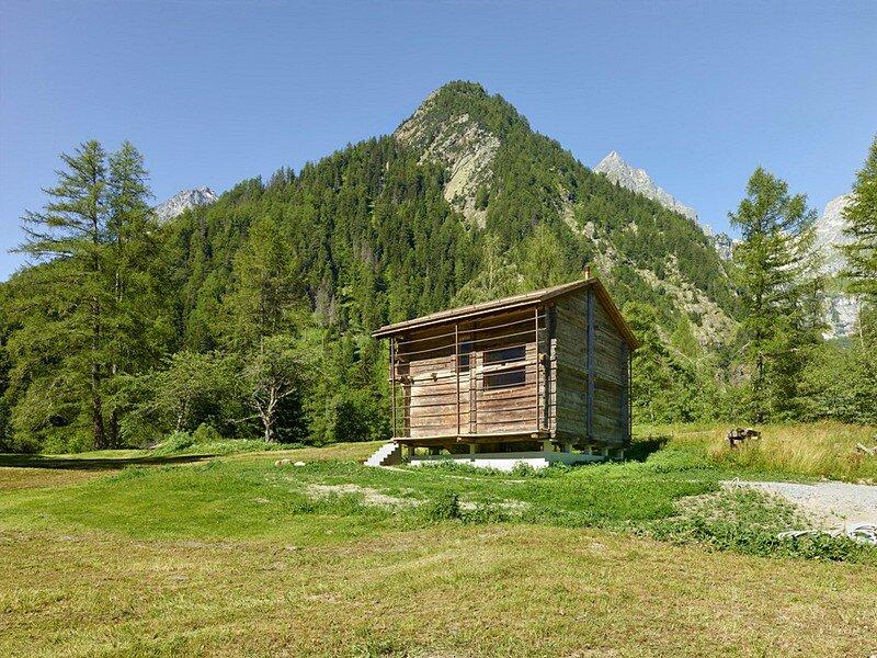 Old Barn Conversion Praz-de-fort