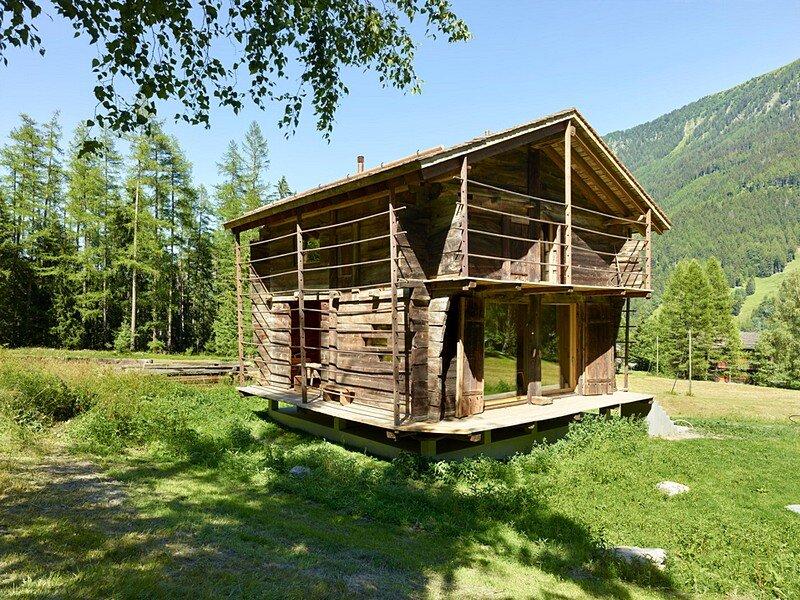 Old Barn Conversion Praz-de-fort 3