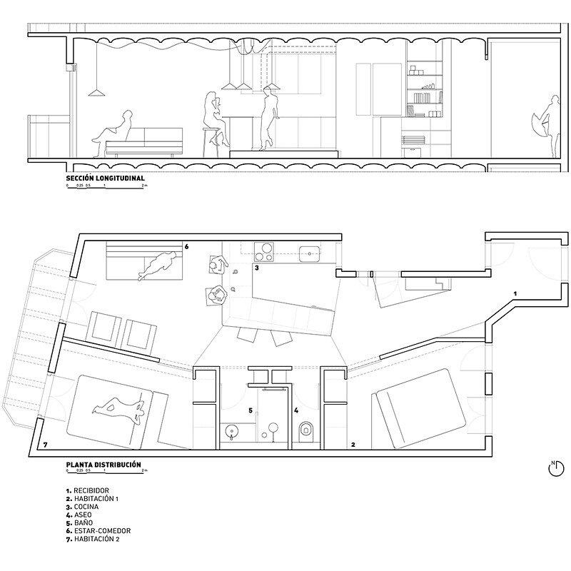 Piso Pereiv Apartment in Barcelona 11