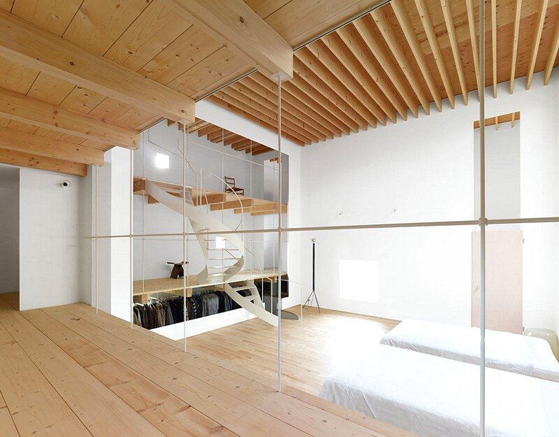 Repository House by Jun Igarashi Architects 9