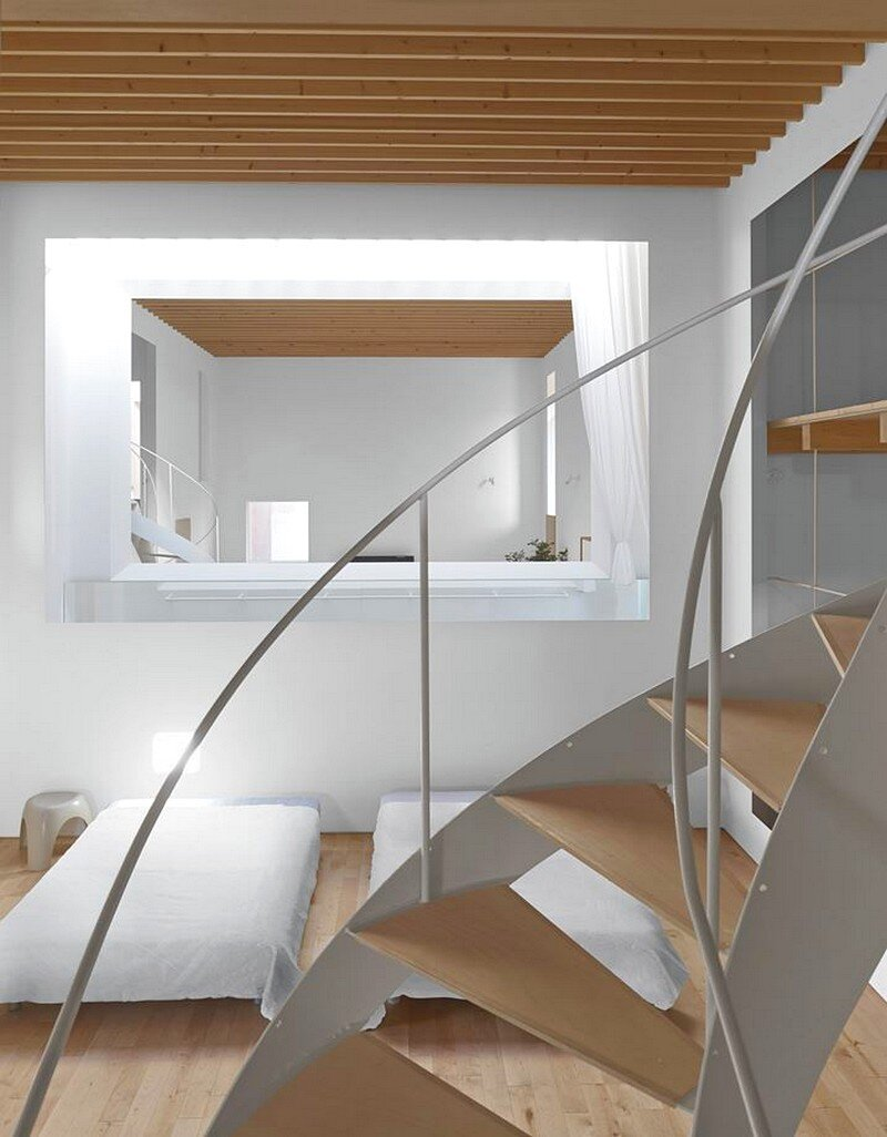 Repository House by Jun Igarashi Architects 6