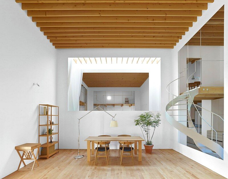 Repository House by Jun Igarashi Architects / Japan