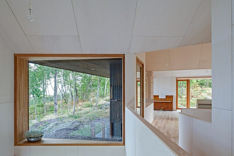 Schjelderup Trondahl Architects, OffRamberg House 6