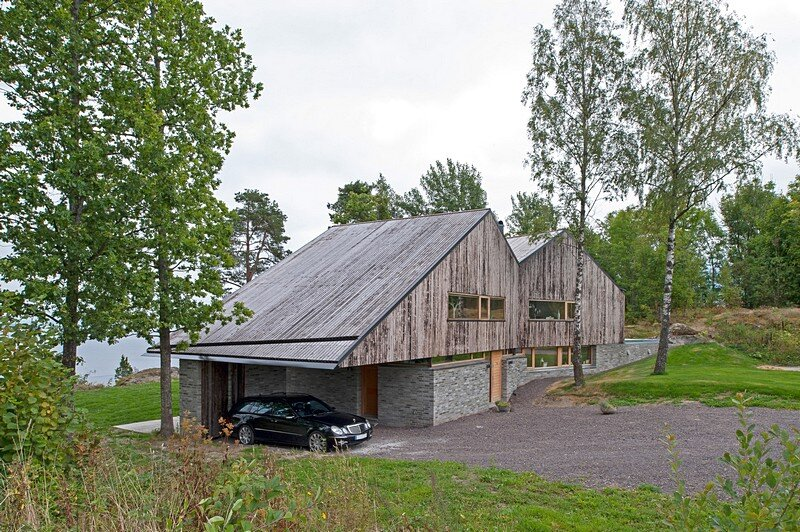 Schjelderup Trondahl Architects, OffRamberg House 12