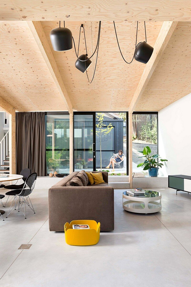 Studio K Has Designed a Vivid and Sunny Home 1