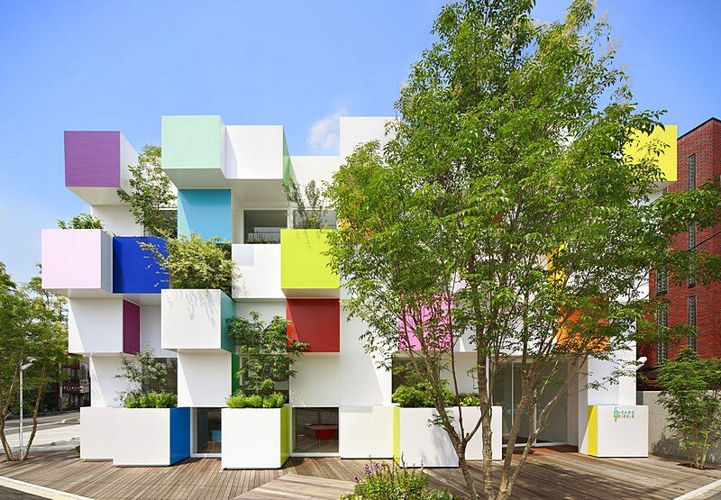 Sugamo Shinkin Bank, Nakaaoki Branch