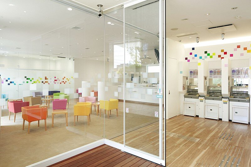 Sugamo Shinkin Bank, Nakaaoki Branch 7