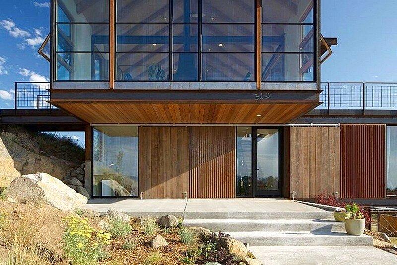 Sunshine Canyon House 2