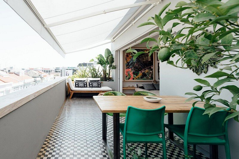 BA Apartment in Lisbon / Atelier Data