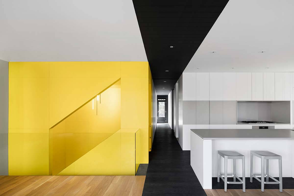 Canari House in Montreal / Naturehumaine