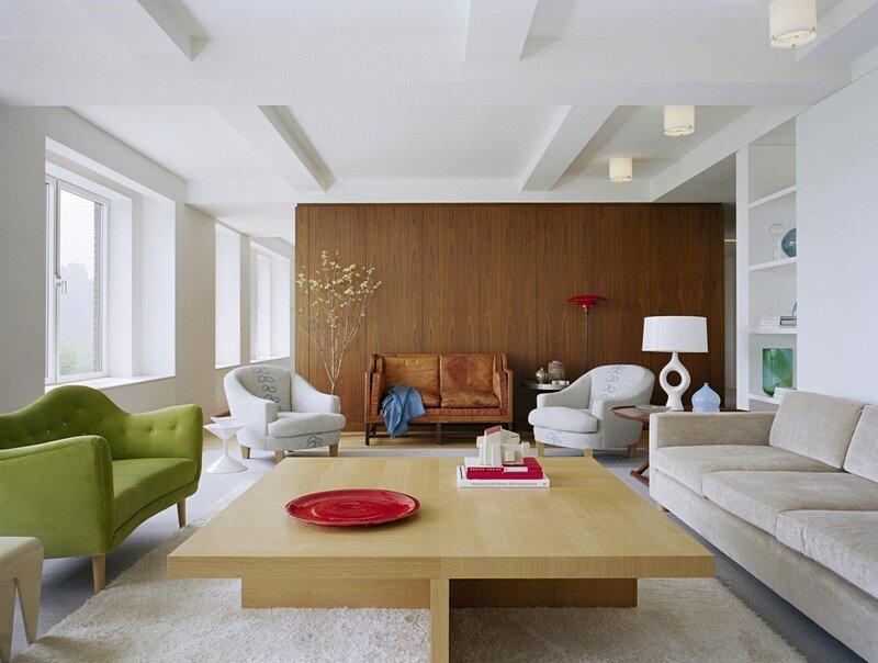 Central Park Open-Plan Residence 1