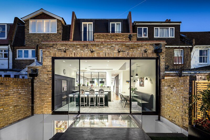 Edwardian House in Fulham / EMR Home Design