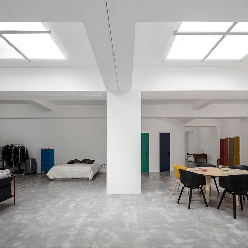 Garage House 1
