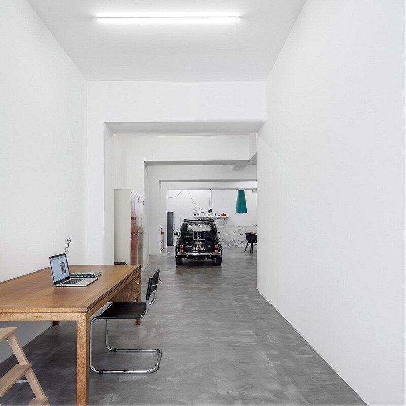 Garage House 8