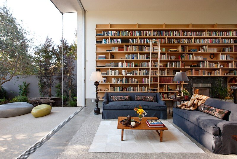 Goodman Residence by Abramson Teiger Architects