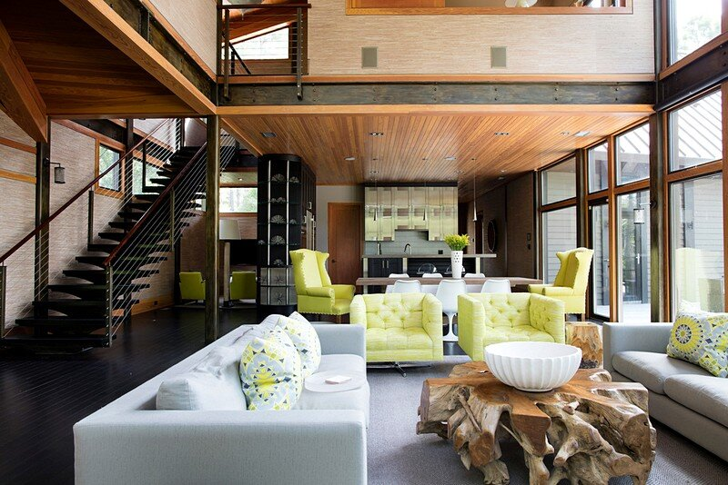 Kiawat House – Coastal Retreat for a Atlanta Family