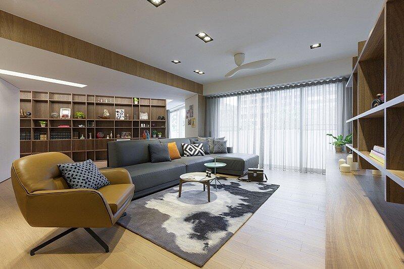 Liang Residence