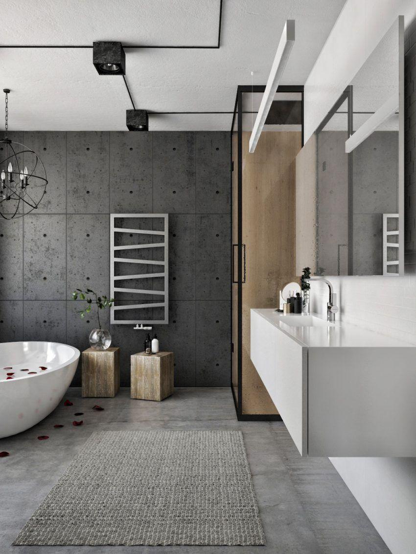 Modern Loft Interior Design 15