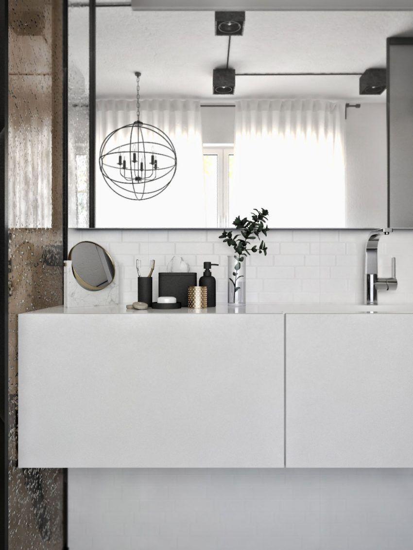 Modern Loft Interior Design 14