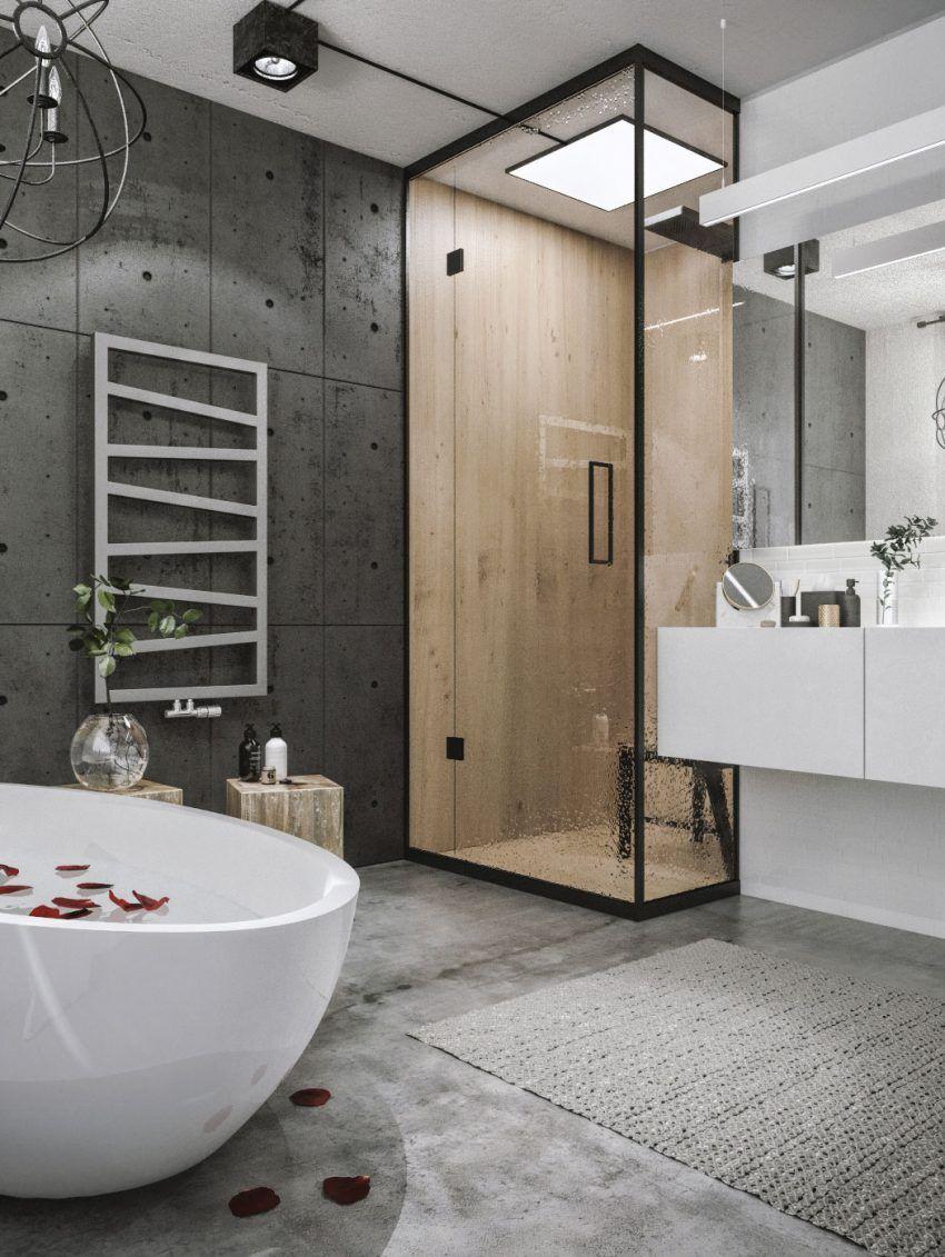 Modern Loft Interior Design 12