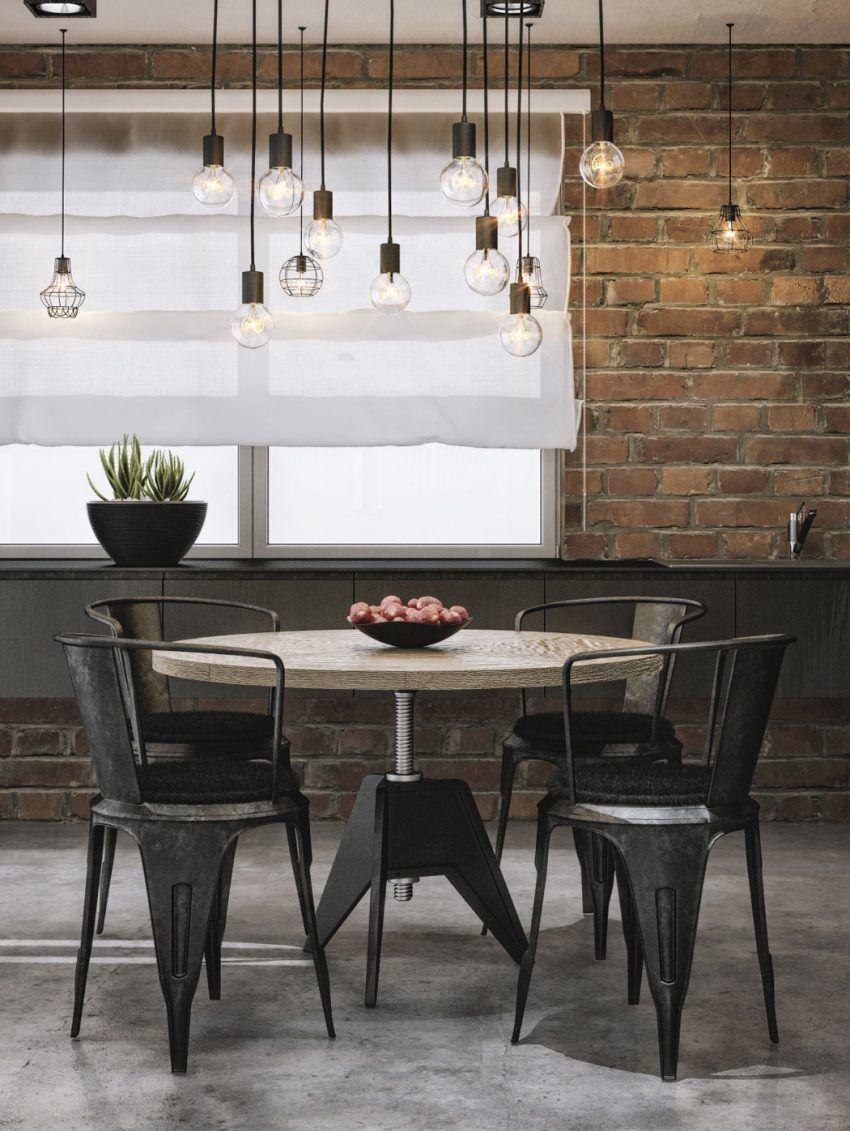 Modern Loft Interior Design 3