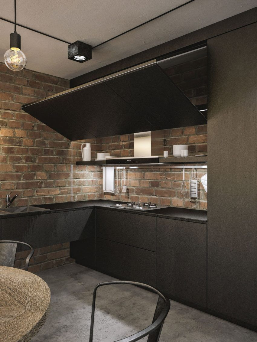 Modern Loft Interior Design 4