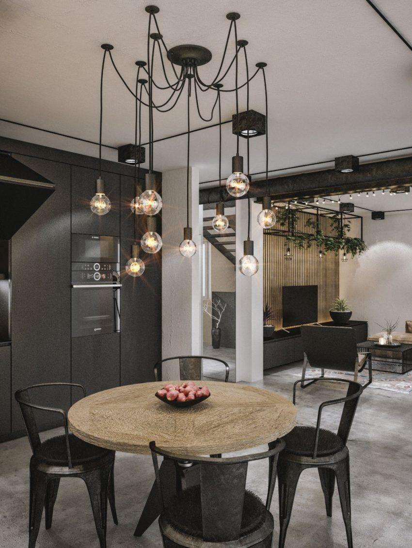 Modern Loft Interior Design 5