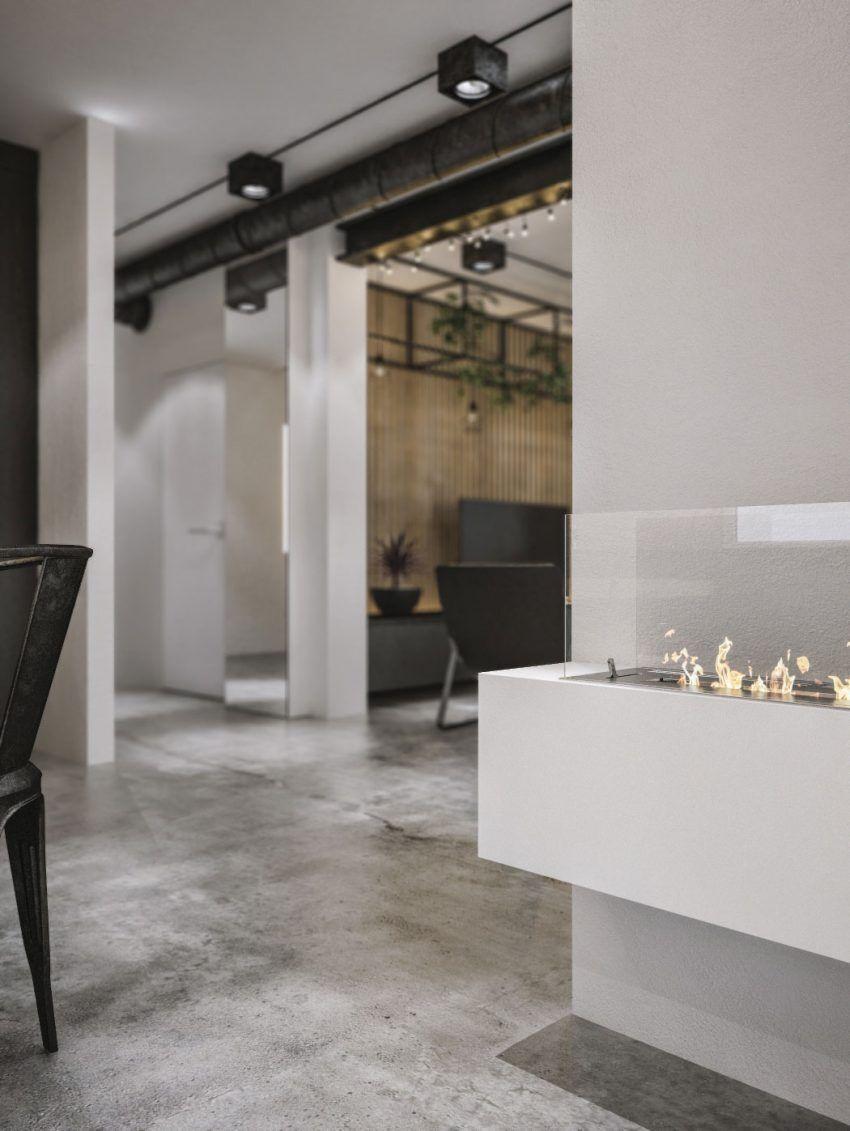 Modern Loft Interior Design 6