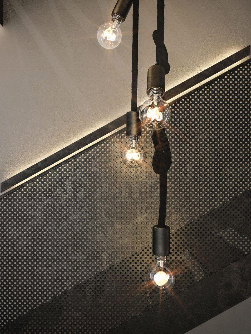 Modern Loft Interior Design 8