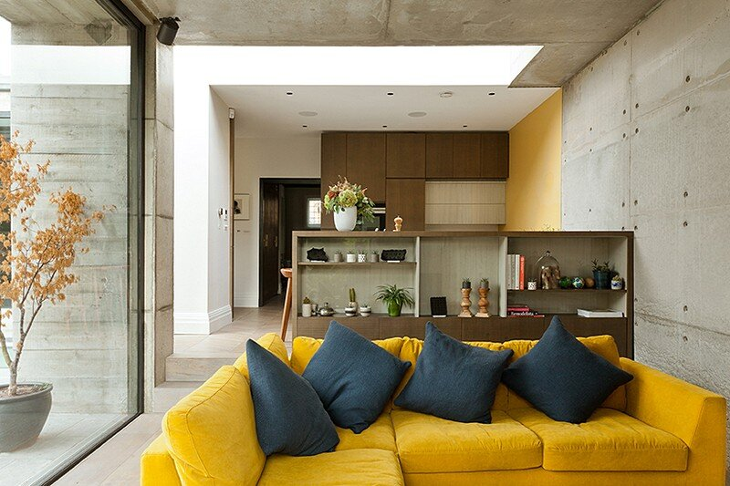 Nightingale Lane House by Inter Urban Studios