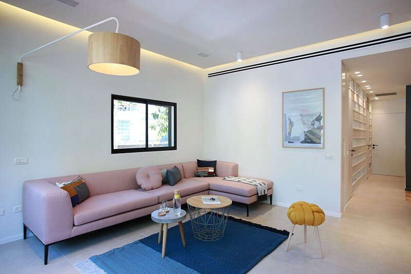 Nordau Apartment in Tel Aviv 1