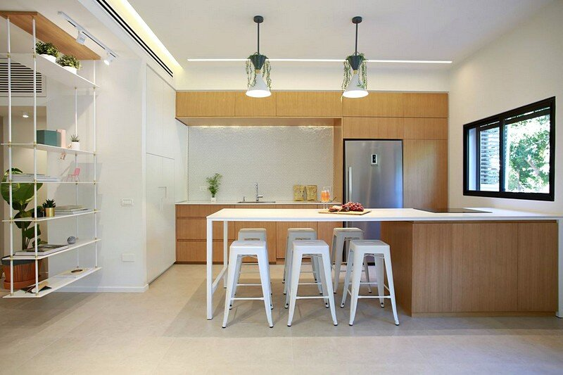 Nordau Apartment in Tel Aviv 6