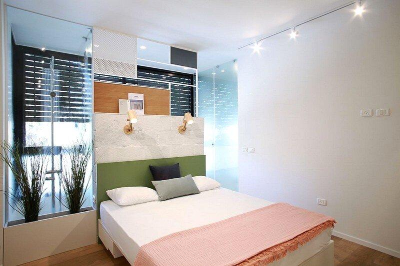 Nordau Apartment in Tel Aviv 12