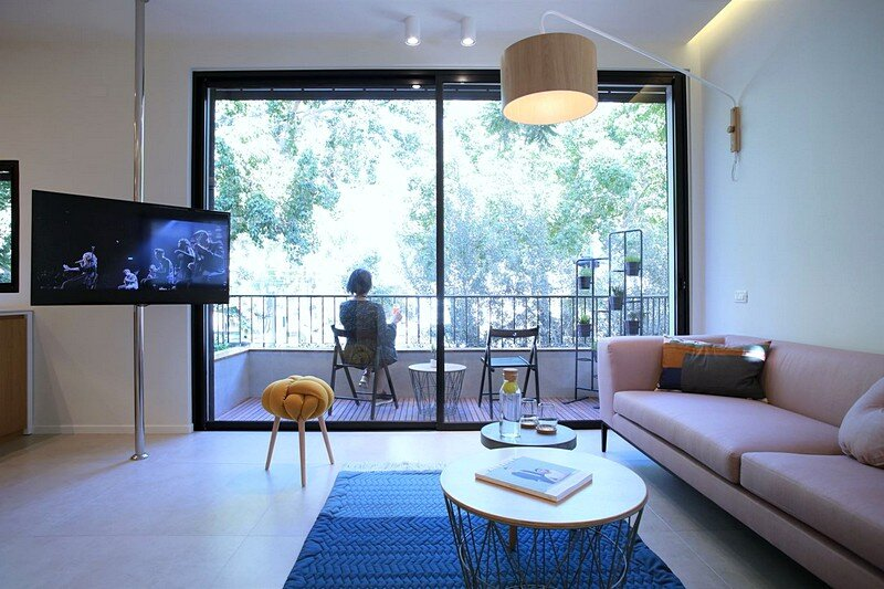 Nordau Apartment in Tel Aviv 18